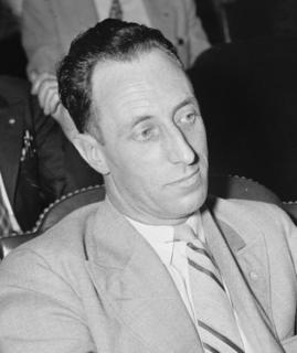 Harry Bridges Australian-American union leader