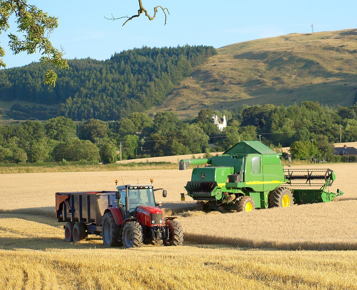 Agriculture of Great Britain. UK Agriculture Products