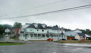 Harvey, New Brunswick Village in New Brunswick, Canada
