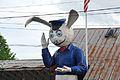 Harvey rabbit statue - torso and head detail.jpg