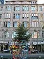 Haus Huth ^ sculpture Riding Bikes by Robert Rauschenberg (Potsdamer Platz) - panoramio.jpg