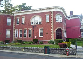Haverstraw Kings Daughters Public Library United States historic place