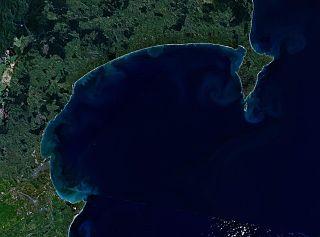 Hawke Bay bay