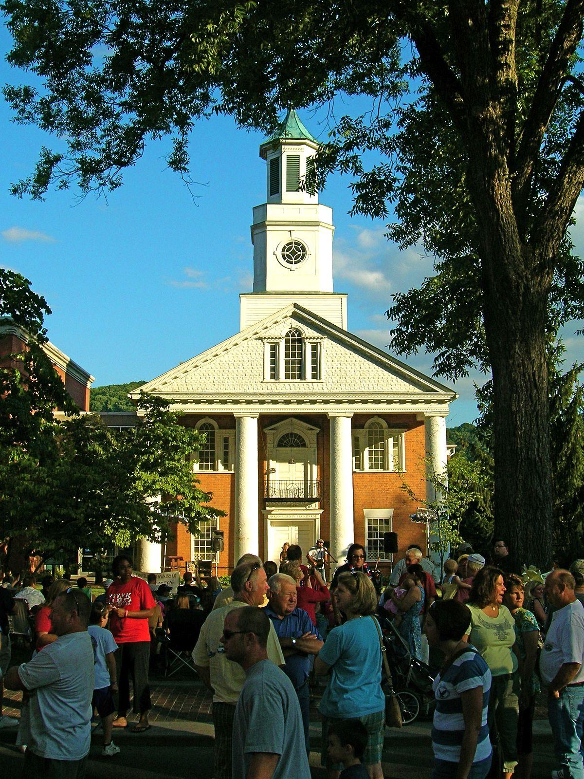 Hawkins County, Tennessee - Wikipedia