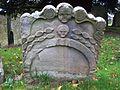 Headstone 4, Much Marcle.JPG