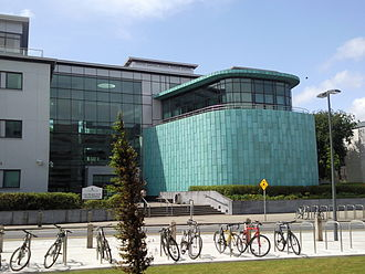 NUI Galway - Áras Moyola