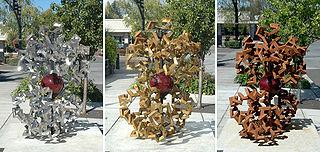 Julian Voss-Andreae German sculptor
