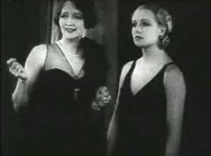 Hedda Hopper - Hedda Hopper and Carole Lombard, The Racketeer (1929)