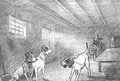 """Heike Kamerlingh Onnes - 14 - """"Cyclopenhol"""" (Den of the Cyclopses)- the basement in the Academy Building in Groningen where Heike Kamerlingh Onnes carried out his pendulum tests.png"""