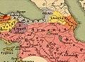 Heinrich Kiepert. Imperia Persarum et Macedonum. 1903 (BA).jpg