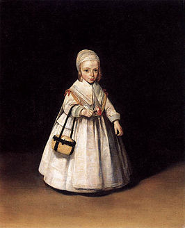 Helena van der Schalcke as a Child 1648 Gerard ter Borch II.jpg