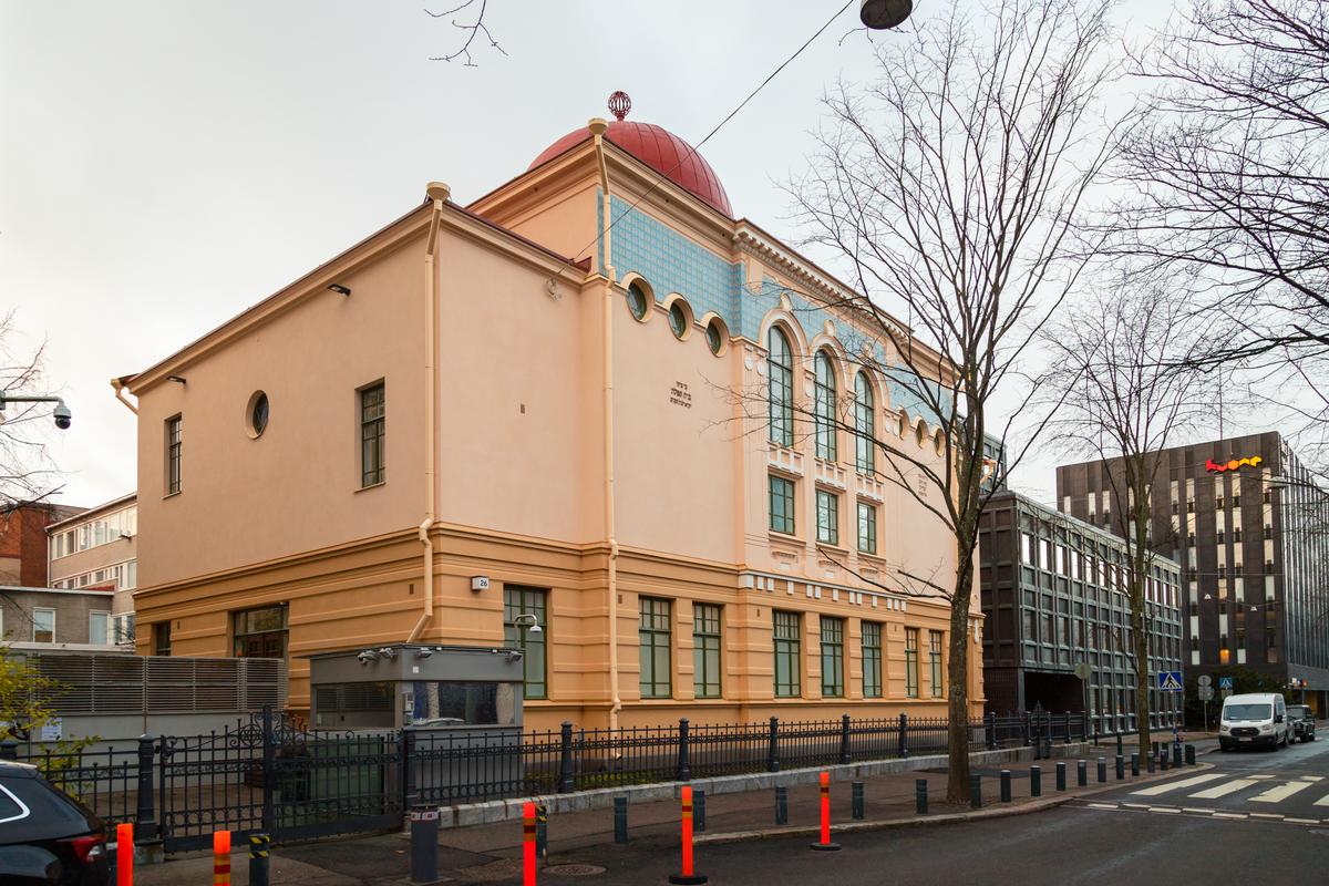 Synagoga Helsinki