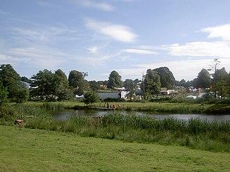 Henham Park - Latitude Festival at Henham Park in 2007, when over 20,000 people attended