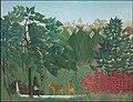 Henri Rousseau The Waterfall.JPG