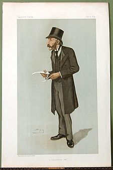 Henry Hoyle Howorth, Vanity Fair, 1895-07-11.jpg