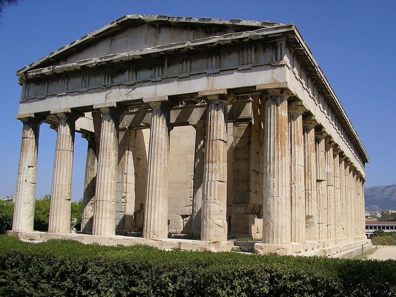 FileHephaistos temple 2006jpg Wikimedia Commons
