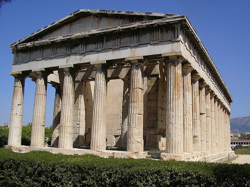Ficheiro:Hephaistos temple 2006.jpg
