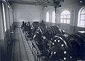 Herlandsfoss kraftstasjon turbiner og generatorer.jpg