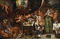 Hieronymus Francken I (circle) Hexensabbat.jpg