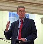 Hilary Benn in 2005