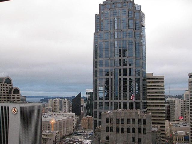 Hilton Hotel Seattle Waterfront