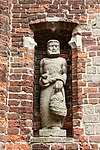 hilvarenbeek 22152 - st. petrus-bandenkerk - sint petrus