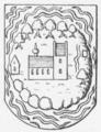 Hindsholm Herreds våben 1584.png