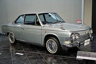 Hino Contessa - Hino Contessa 1300 Coupe
