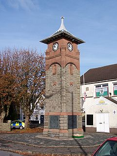 Hirwaun War Memorial