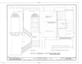 Historic Zone, Block Study, Calle de las Cruz,Sol,Luna and San Jose, San Juan, San Juan Municipio, PR HABS PR,7-SAJU,42- (sheet 12 of 12).png