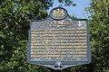 Historical Marker in front of Ivy Mills Historic District, Glen Mills, Pennsylvania.jpg