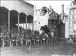 1926 Women's World Games - Kinue Hitomi, winner of the long jump event