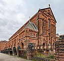 Holy Cross Church And Presbytery in Govanhill, Glasgow, Scotland 02.jpg