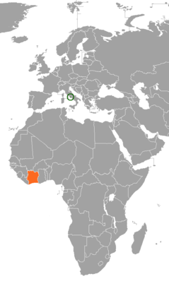 Holy See–Ivory Coast relations Diplomatic relations between Holy See and the Republic of Côte dIvoire