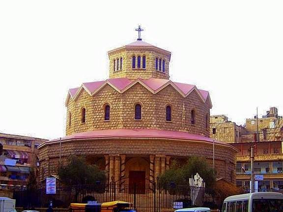 Holy Trinity, Aleppo, Syria