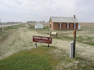 National Register of Historic Places listings in Nebraska - Homestead National Monument of America Gage County