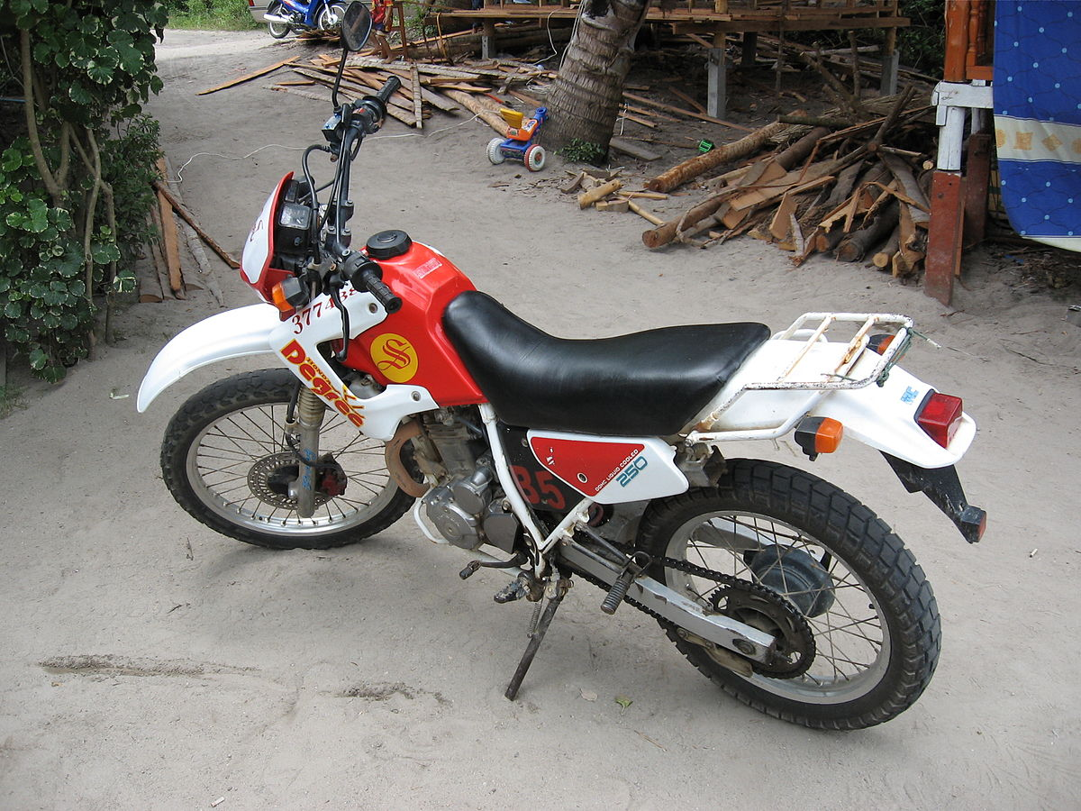 Honda Xl250 Wikipedia 1993 Xr650l Wiring Diagram