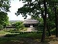 Hongō Fujiyama Park, Nagayamon01.JPG