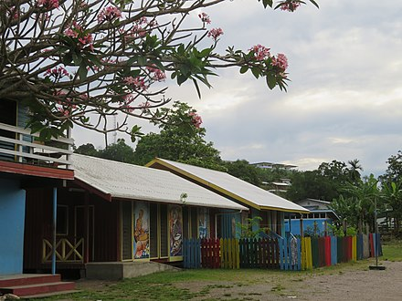 Kindergarten in Honiara