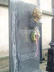 Pomník Milady Horákové