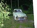 Hotel Cieszymir - Ruda 21 skansen starych samochodów to marki Syrena. - panoramio.jpg