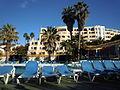 Hotel Monica Isabel Beach Club Albufeira 6 March 2015 (2).JPG