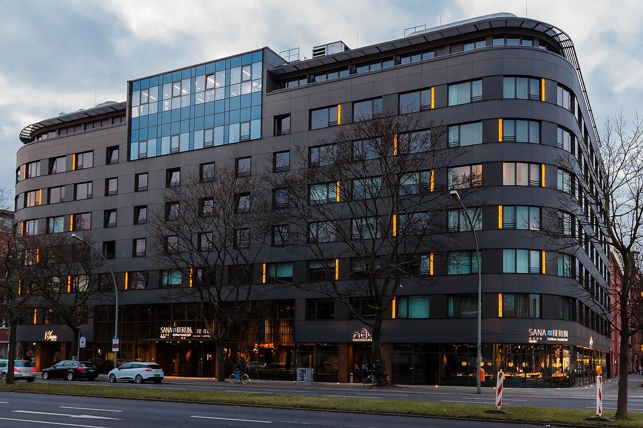 Sana Hotel Berlin Fruhstuck