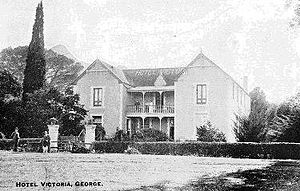 George Museum - Victorian Hotel (George Museum, Western Cape, South Africa)
