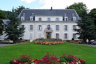 Pontault-Combault - The town hall of Pontault-Combault.