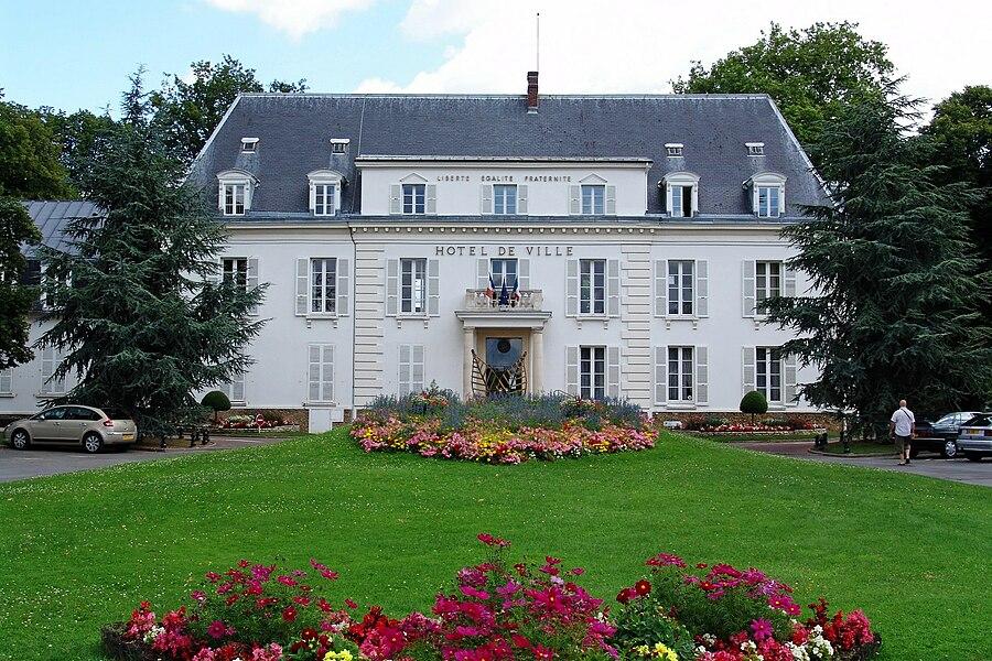 Mairie de Pontault Combault (77)