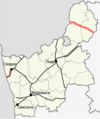 Hrodzienskaja voblasć, Belarus, railroads — Железные дороги в Гродненской области (Беларусь).png