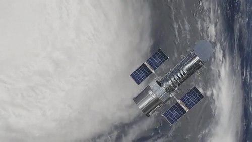 File:Hubble Space Telescope Flies.ogv
