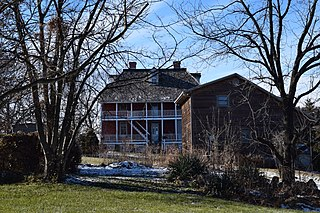 Hubers Ferry Farmstead Historic District
