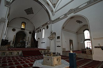 Hüdavendigar Mosque - Image: Hudavendigar Mosque 6047